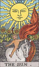 150px-RWS_Tarot_19_Sun